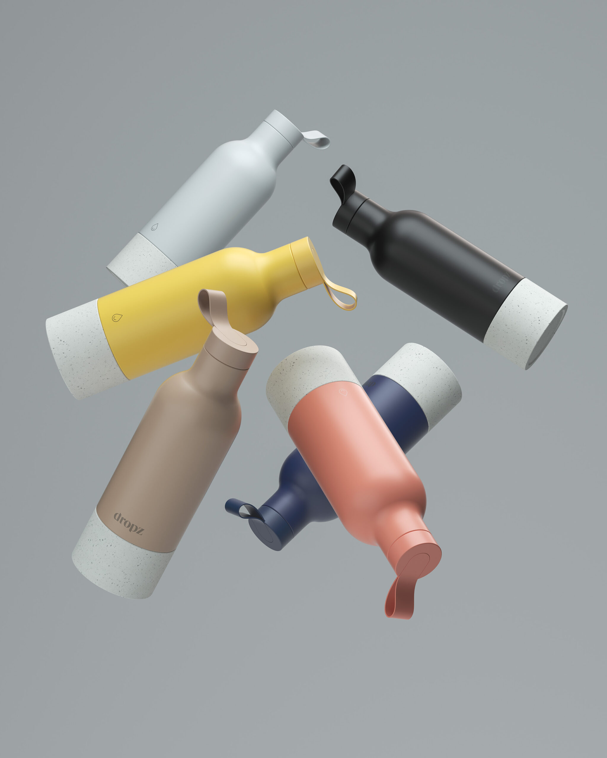 Andreas Bhend Industrial Design Studio DROPZ 01