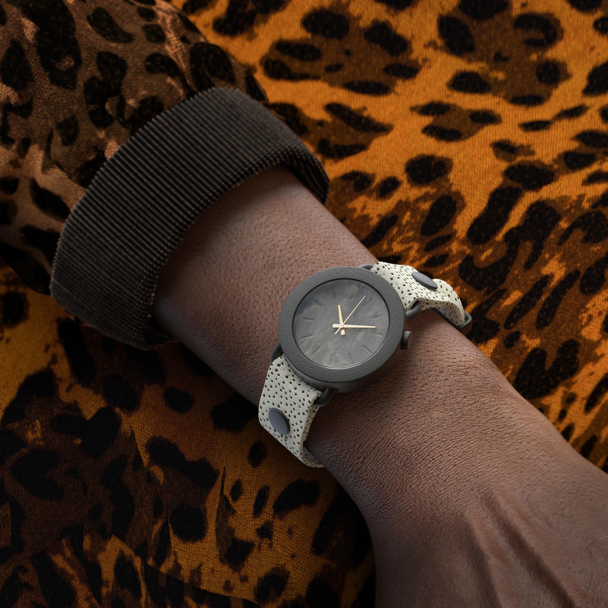 Andreas Bhend Industrial Design Studio NUGGET WATCH 02