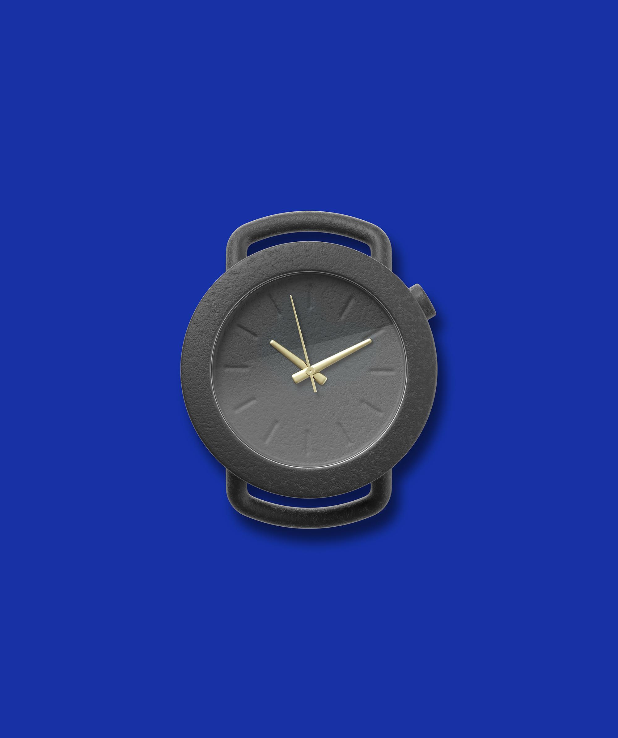 Andreas Bhend Industrial Design Studio NUGGET WATCH 12