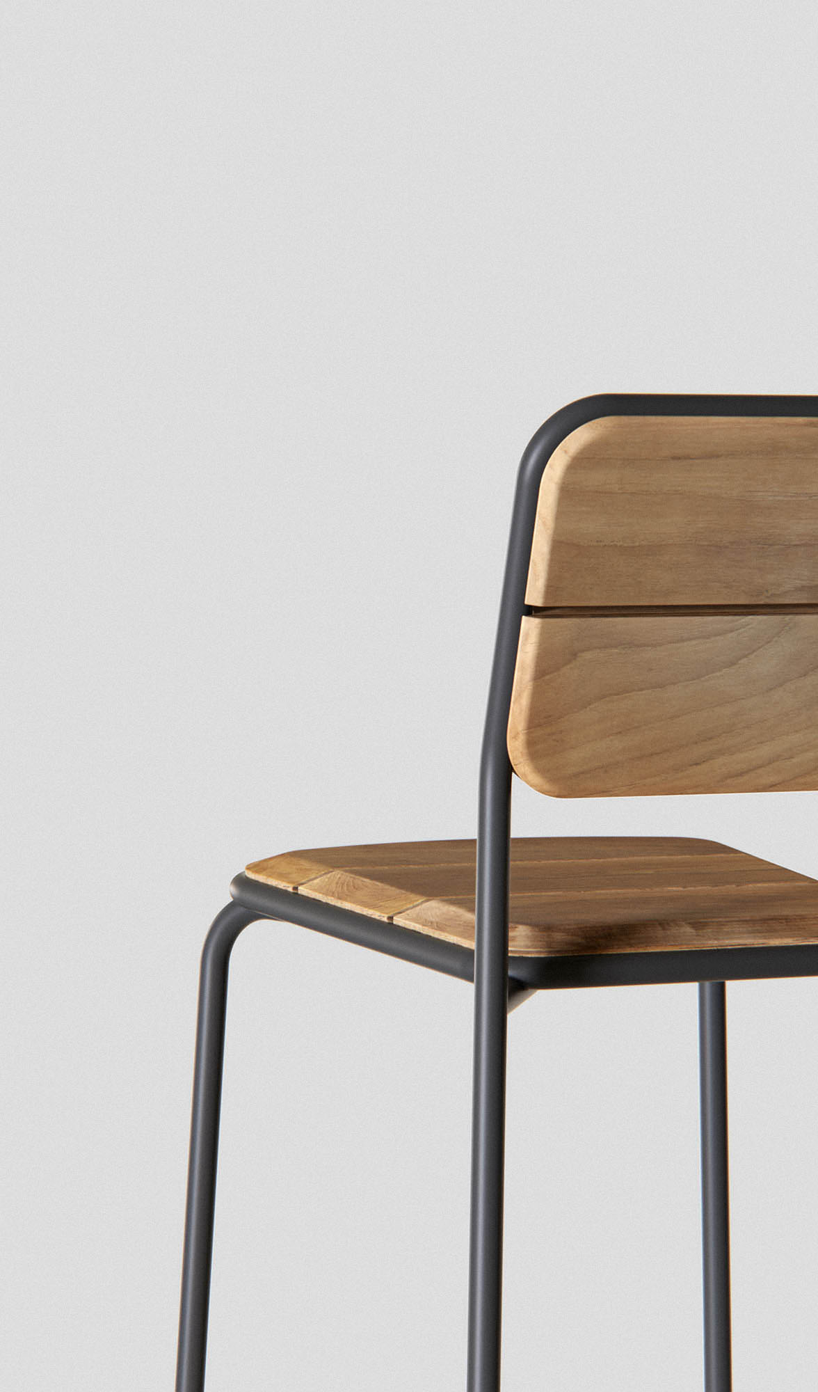 Andreas Bhend Industrial Design Studio TEAK CHAIR-r