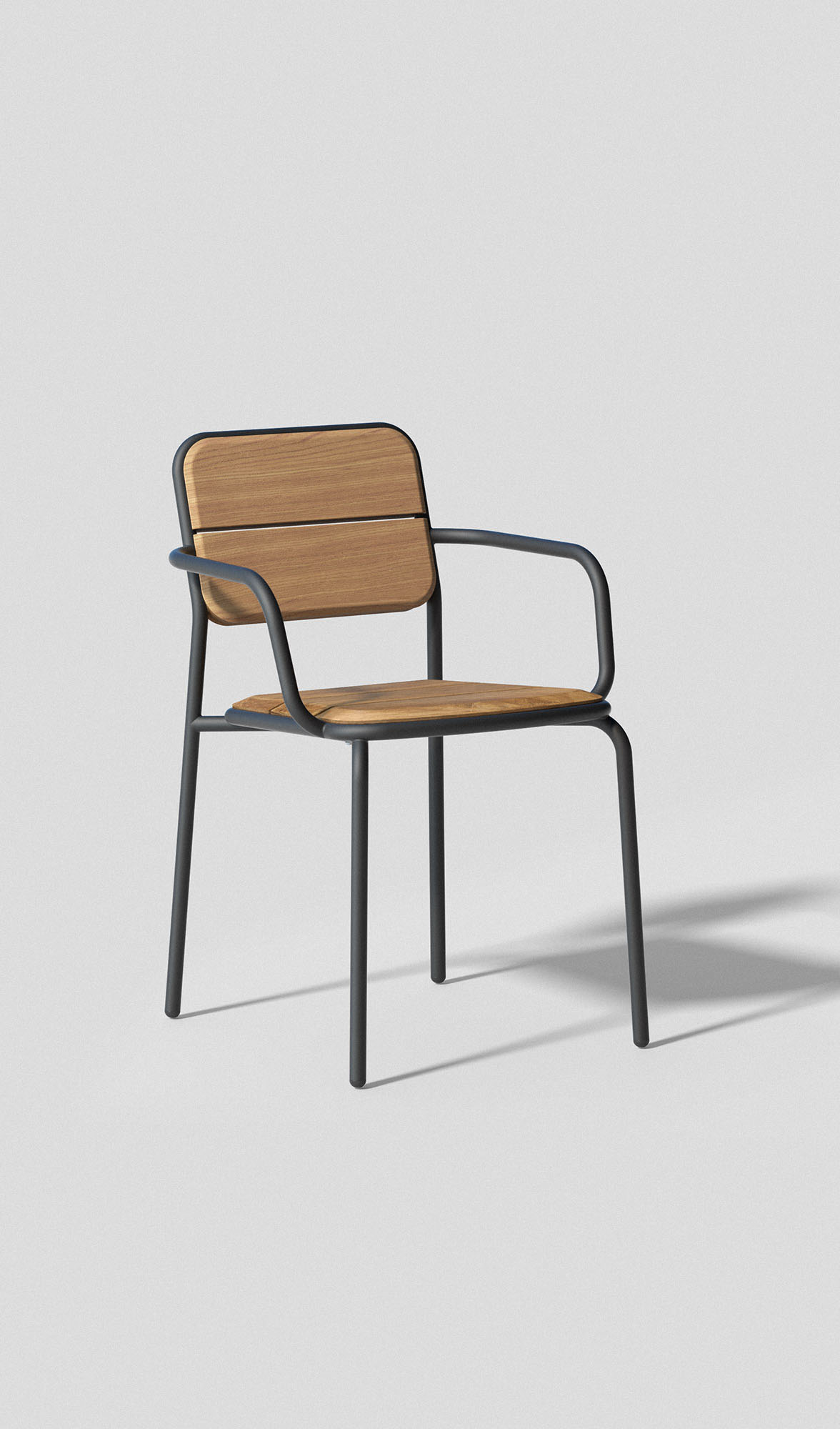 Andreas Bhend Industrial Design Studio TEAK CHAIR – small4-r
