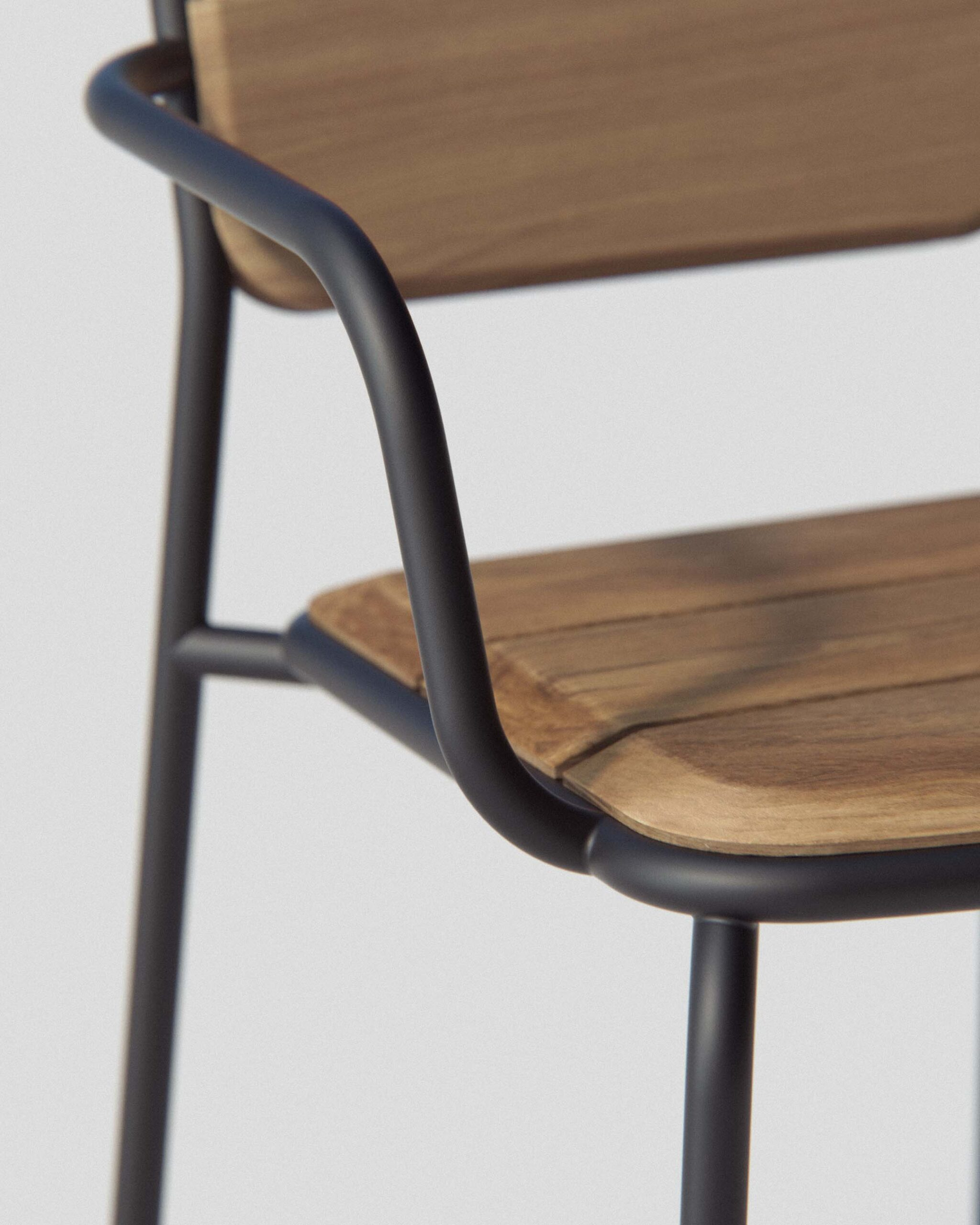 Andreas Bhend Industrial Design Studio TEAK Chair 01