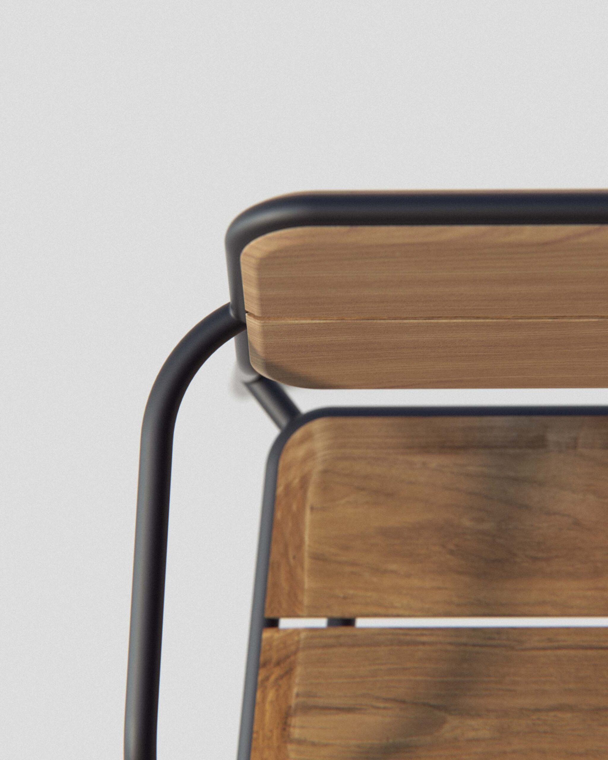 Andreas Bhend Industrial Design Studio TEAK Chair 02