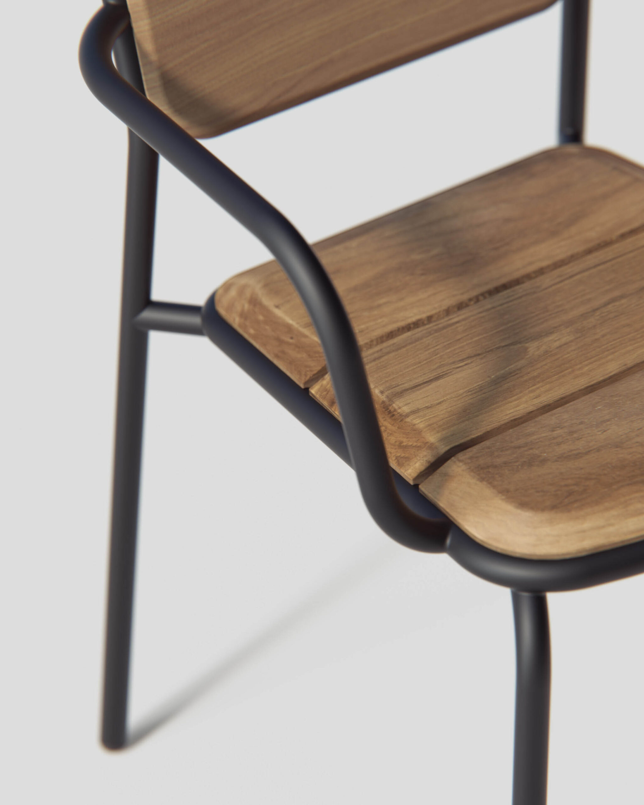 Andreas Bhend Industrial Design Studio TEAK Chair 03