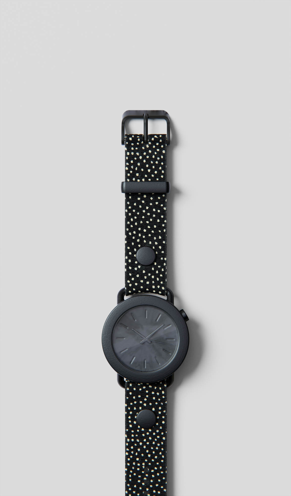 Andreas Bhend Industrial Design Studio NUGGET WATCH -small